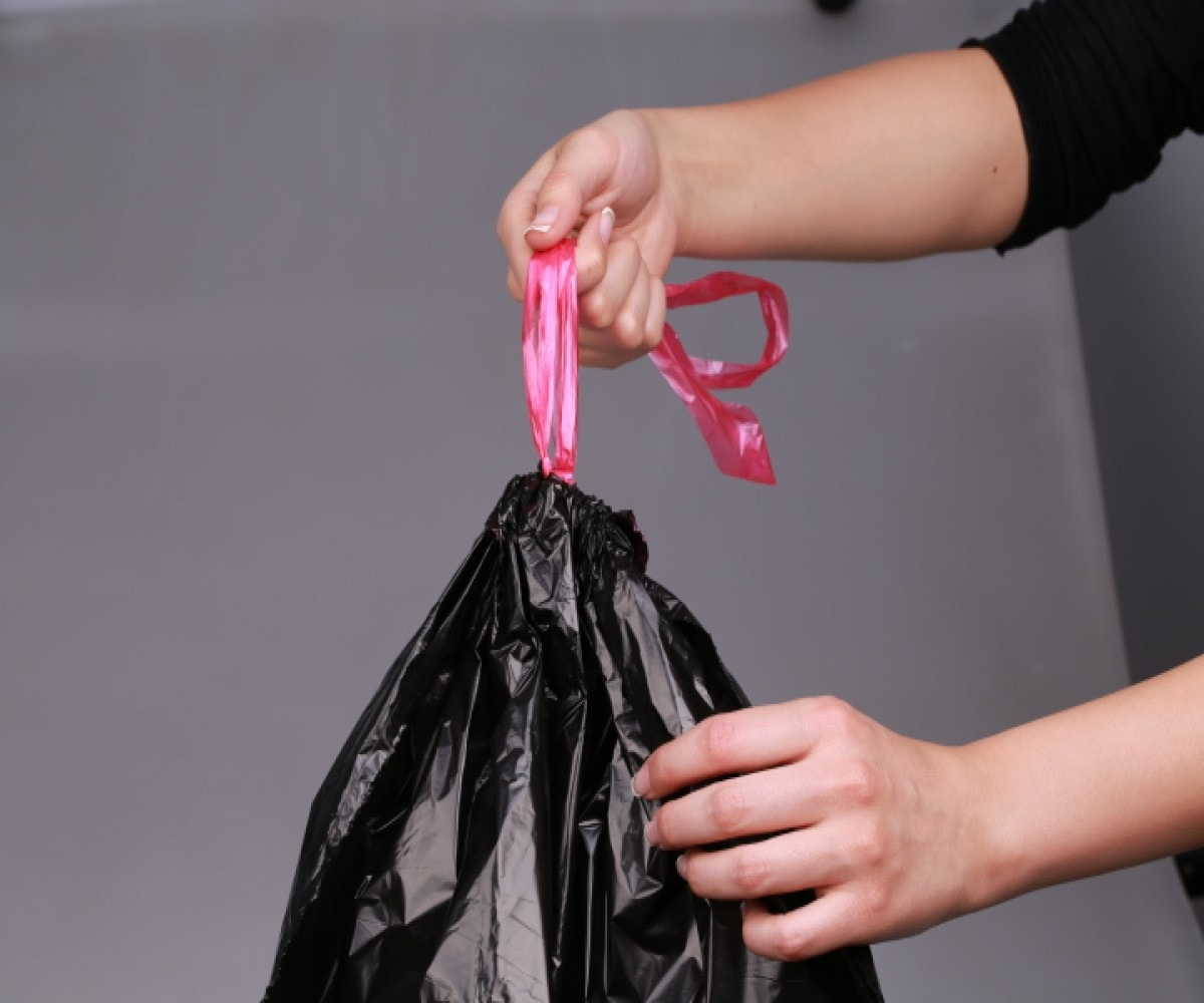 کیسه زباله بنددار اقتصادی
